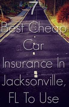 7 cheap car insurance in jacksonville fl with quotes