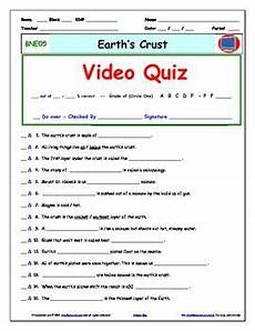 movement of the earth s crust worksheets 14432 differentiated worksheet quiz ans for bill nye earth s crust bill nye worksheets