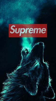 supreme wolf wallpaper supreme wallpapers free by zedge