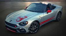 2020 fiat 124 spider updated with scorpion decals and