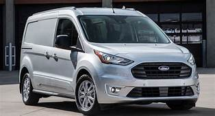 2019 Ford Transit Connect Cargo Van Packs A Diesel Option