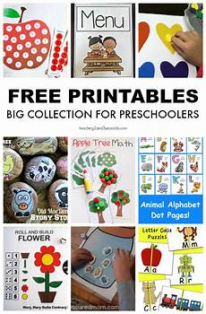 free preschool printables for school and home preschool preschool activities free preschool