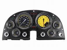 automotive repair manual 1967 chevrolet corvette instrument cluster autocross yellow 1963 67 corvette gauge cluster 5 quot speedo and tach 2 1 8 quot fuel 0 09 ohm