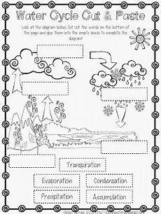 earth science water cycle worksheets 13266 pin on earth and space science projects