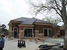 commercial metal roof looking great texas elite roofing inc pinterest house colors