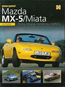 book repair manual 1997 mazda miata mx 5 mazda books manuals from books4cars com