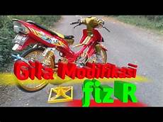 Fiz R Modif Minimalis by Modifikasi Yamaha Fiz R Simple Standard