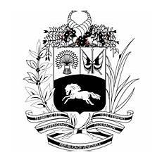 simbolos naturales del estado merida para colorear cultura miscelaneas imagenes dibujos dibujos del escudo de venezuela