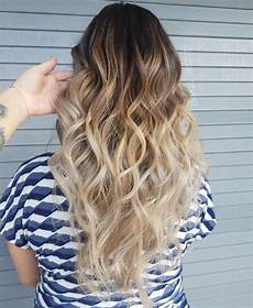 ombre look blond 20 ombr 233 hair color combinations of 2019