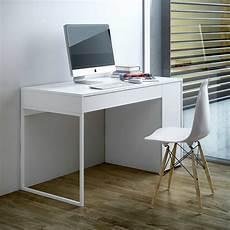 Bureau Design Prado Blanc Achat Vente Bureau Sur