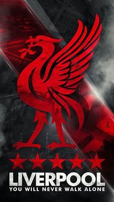 Liverpool Logo Bird Wallpaper by Liverbird สโมสรฟ ตบอลล เวอร พ ล ล กฟ ตบอล แมนเชสเตอร