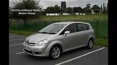 2006 56 Toyota Corolla Verso T3 7seats Tax Mot