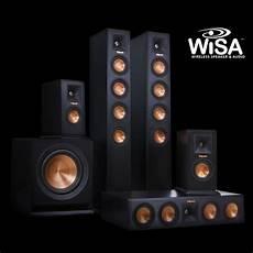 surround sound system klipsch wireless surround sound home theaters in 2019