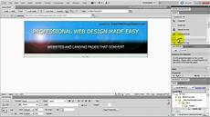how to make a website in dreamweaver tutorial for beginners youtube