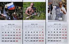 The 2019 Vladimir Putin Calendar Is Here And Yes He S