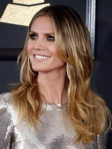 image result for heidi klum s new hair color 2017 bronde