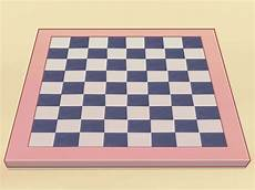 3 ways to make a chess board wikihow