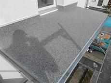 Balkonsanierung Steinteppich Butzbach Hetterich