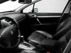Peugeot 407 Sw Interior