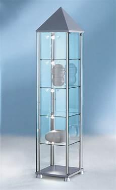 glas vitrine vitrine schmal glas standvitrine glasvitrine exponate