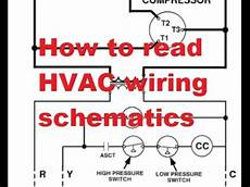 understanding hvac schematics 1 doovi