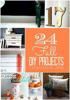 great ideas 24 fall diy home projects tatertots and jello