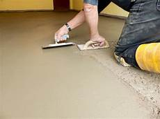 Professional Floor Screeding By R B Plastering