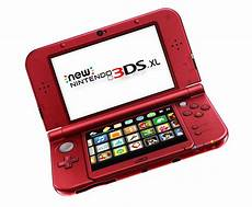 New 3ds Xl Red Jpg