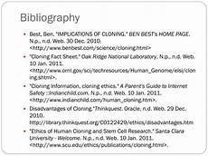 ppt the social and ethical issues of cloning powerpoint presentation id 6057726