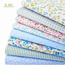 new print twill cotton fabric for diy patchwork quilting