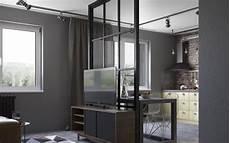 Wohnzimmer Mit Offener Küche Modern - offene k 252 che treppe