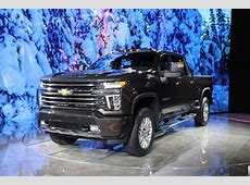 2020 Silverado HD High Country: Detailed Photo Gallery