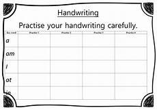 free handwriting worksheets reception 21550 eyfs reception handwriting worksheet list 1 pack 1 teaching resources