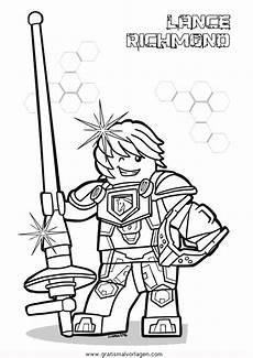 Malvorlagen Lego Nexo Knights Lego Nexo Knights 34 Gratis Malvorlage In Comic