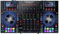 consol da dj denon dj mcx8000 console all in one controller midi