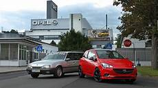 The History Of Two Opel Plants