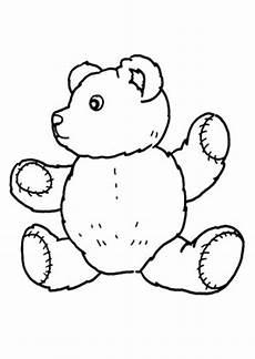 Ausmalbilder Weihnachten Teddy Ausmalbild Teddy Kostenlos Ausdrucken