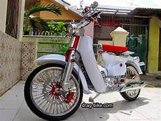 Modif C70 Klasik by 42 Foto Gambar Modifikasi Motor C70 Racing Chopper