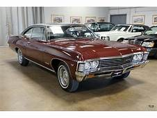 1967 Chevrolet Impala For Sale On ClassicCarscom In