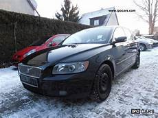 automobile air conditioning service 2006 volvo v50 lane departure warning 2006 volvo v50 2 0d climate control leather heated seats car photo and specs