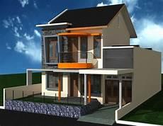 Gambar Rumah Sederhana Tapi Elegan Ada Yang Satu Lantai