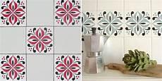 Cool Kitchen Decoration Idea With Mibo Tile Tattoos
