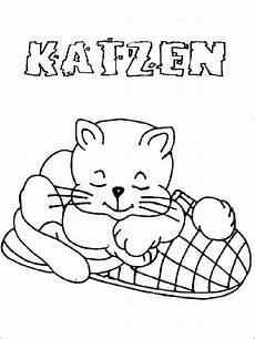ausmalbilder katzen 13 ausmalbilder tiere