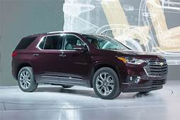 GMs Future SUVs And Crossovers Light Truck Based Heavy