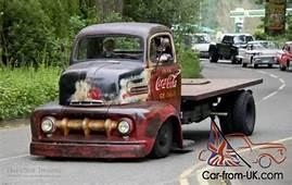 1951 Ford F6 Coe Original Coca Cola Truck  Hot Rod Rat