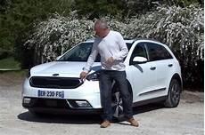 kia niro hybride rechargeable essai essai kia niro hybride rechargeable premium 2018