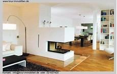 Kaminofen Als Raumteiler Kamin Wohnzimmer Ofen