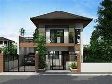 two story new houses custom small home design 25 fabulous two storey house designs for romantic young