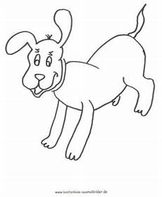 Malvorlage Kleiner Hund Ausmalbilder Ausmalen Malvorlagen