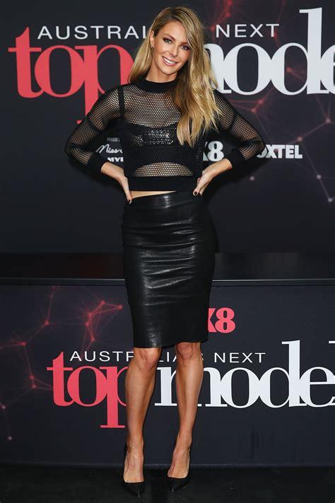 Jennifer Hawkins Leather